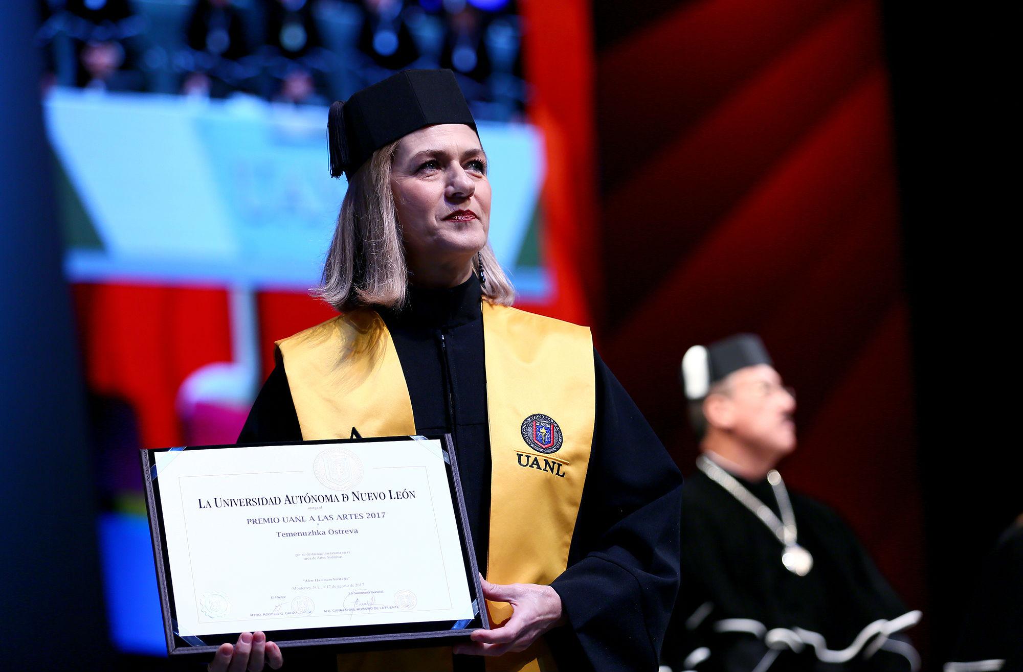 Temenuzhka Ostreva impartirá la charla