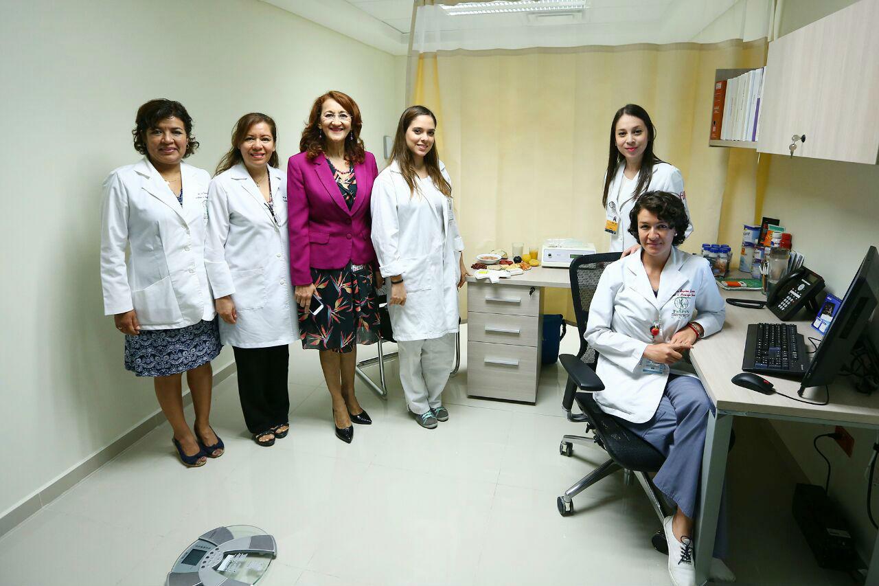 El Centro Universitario contra el Cáncer junto con la Facultad de Salud Pública y Nutrición apoyarán a los pacientes