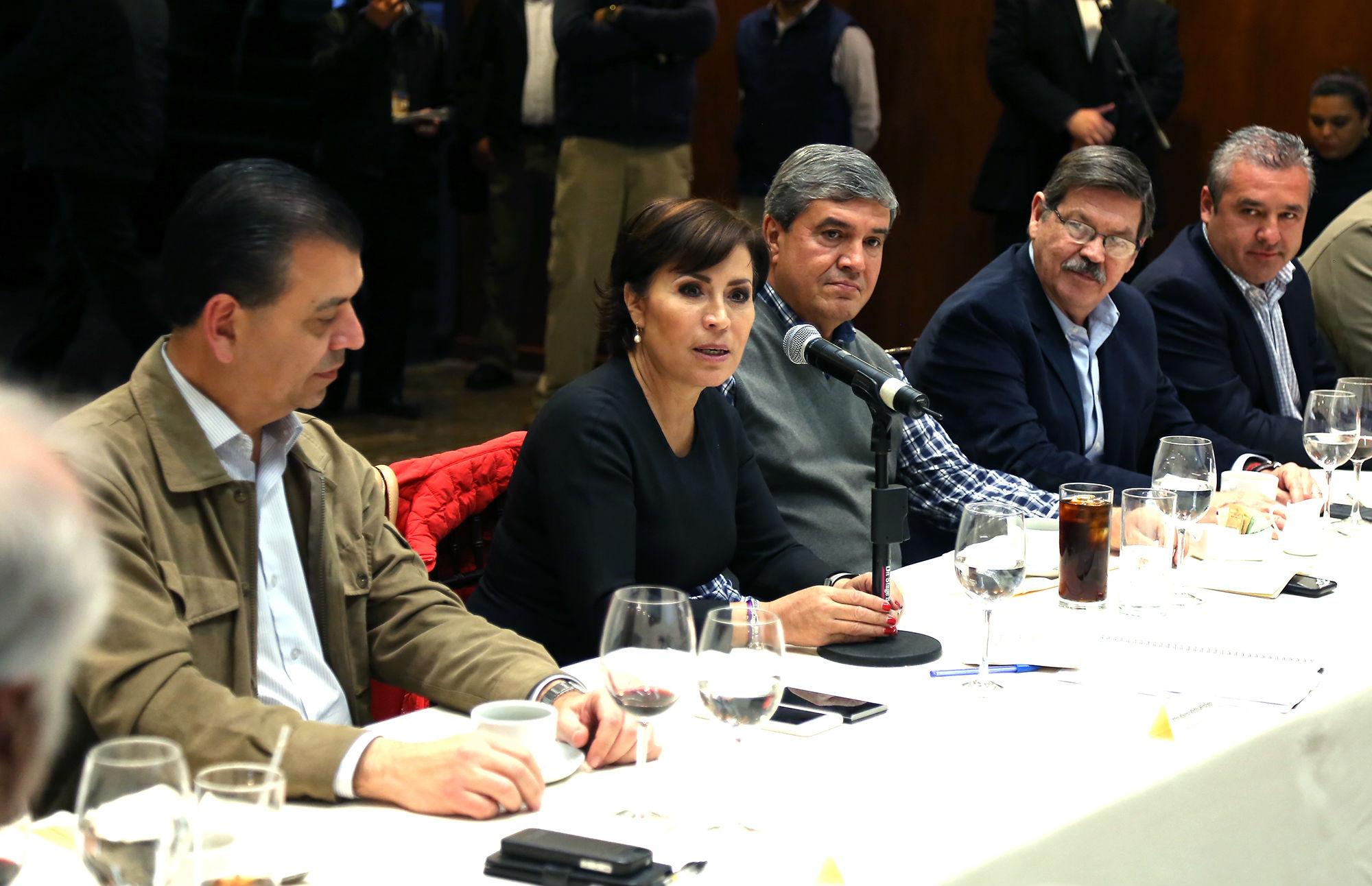Rosario Robles Berlanga, Secretaria de Desarrollo Agrario, Territorial y Urbano