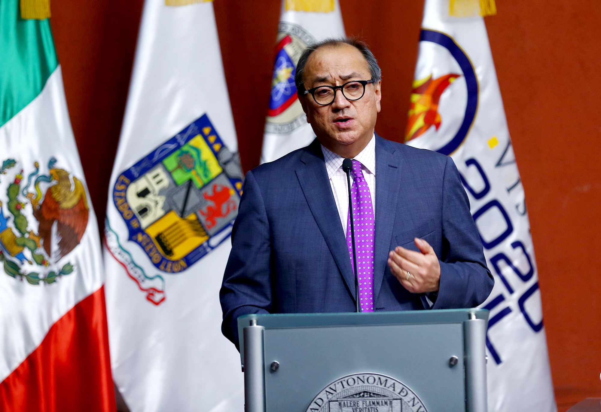 Otto Granados Roldán, Secretario de Educación Pública en México