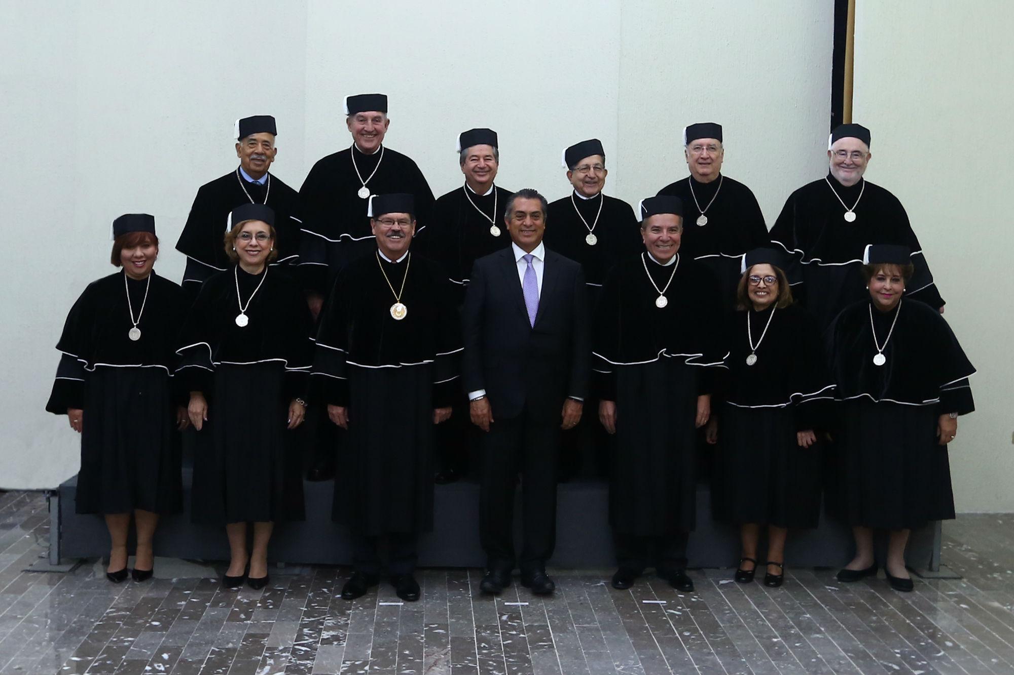 Junta de Gobierno de la UANL
