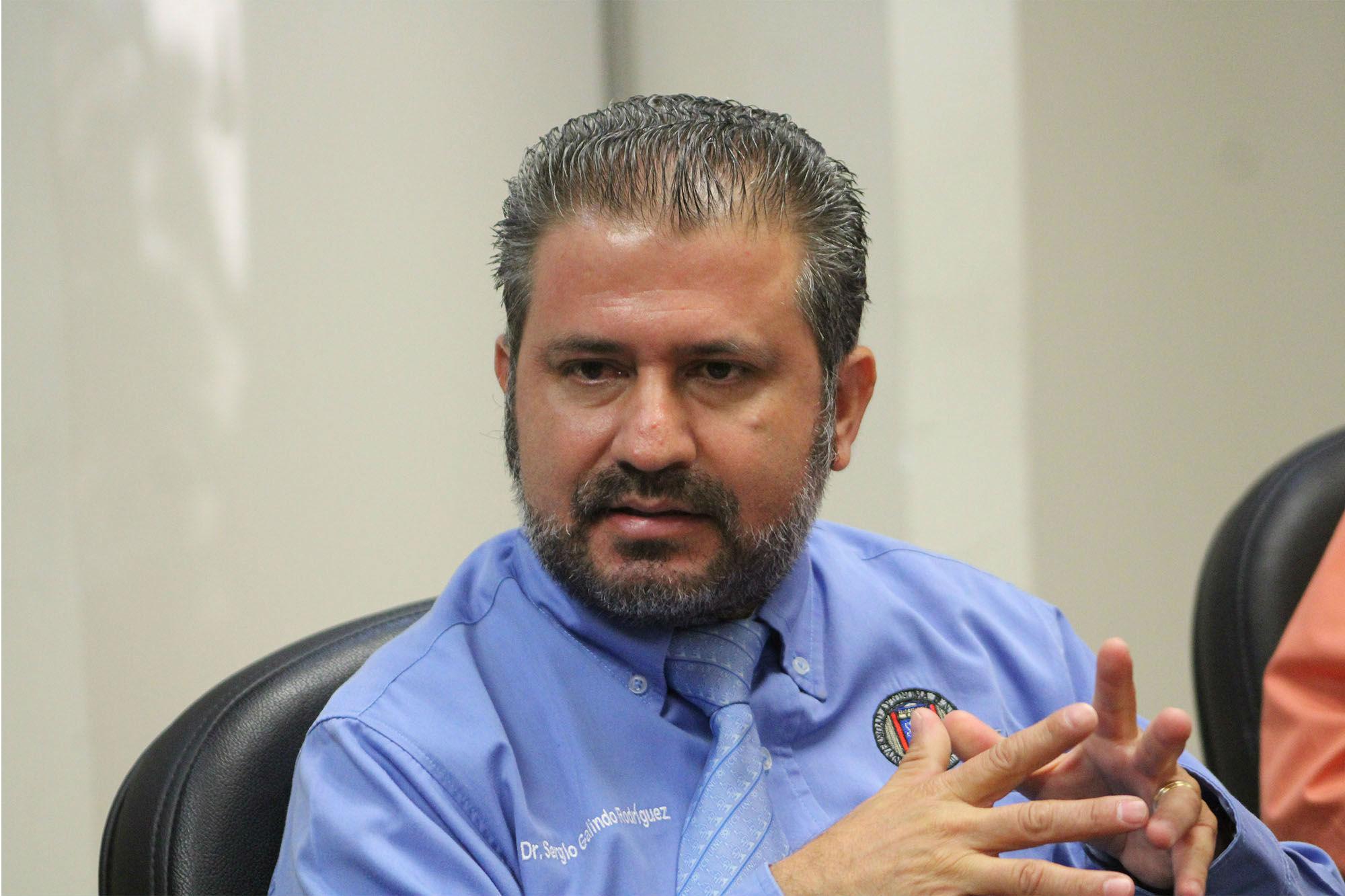 Sergio Arturo Galindo Rodríguez, Coordinador del programa educativo