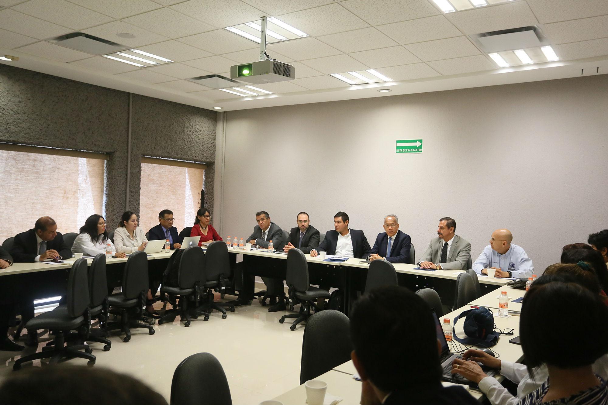 A la reunión ordinaria, asistieron responsables de vinculación de Nuevo León, Tamaulipas, Coahuila, San Luis Potosí y Durango