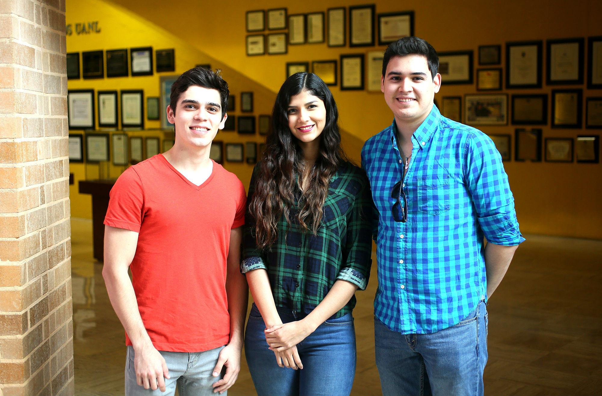 Estudiantes procedentes del Instituto Tecnológico de Sonora