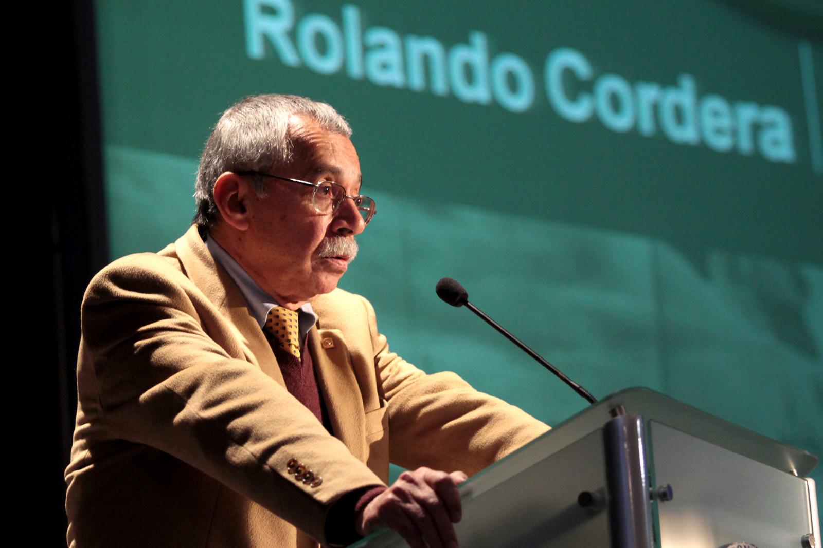 Cordera destacó que la economía no ha crecido al ritmo necesario para darle ocupación y educación a la juventud