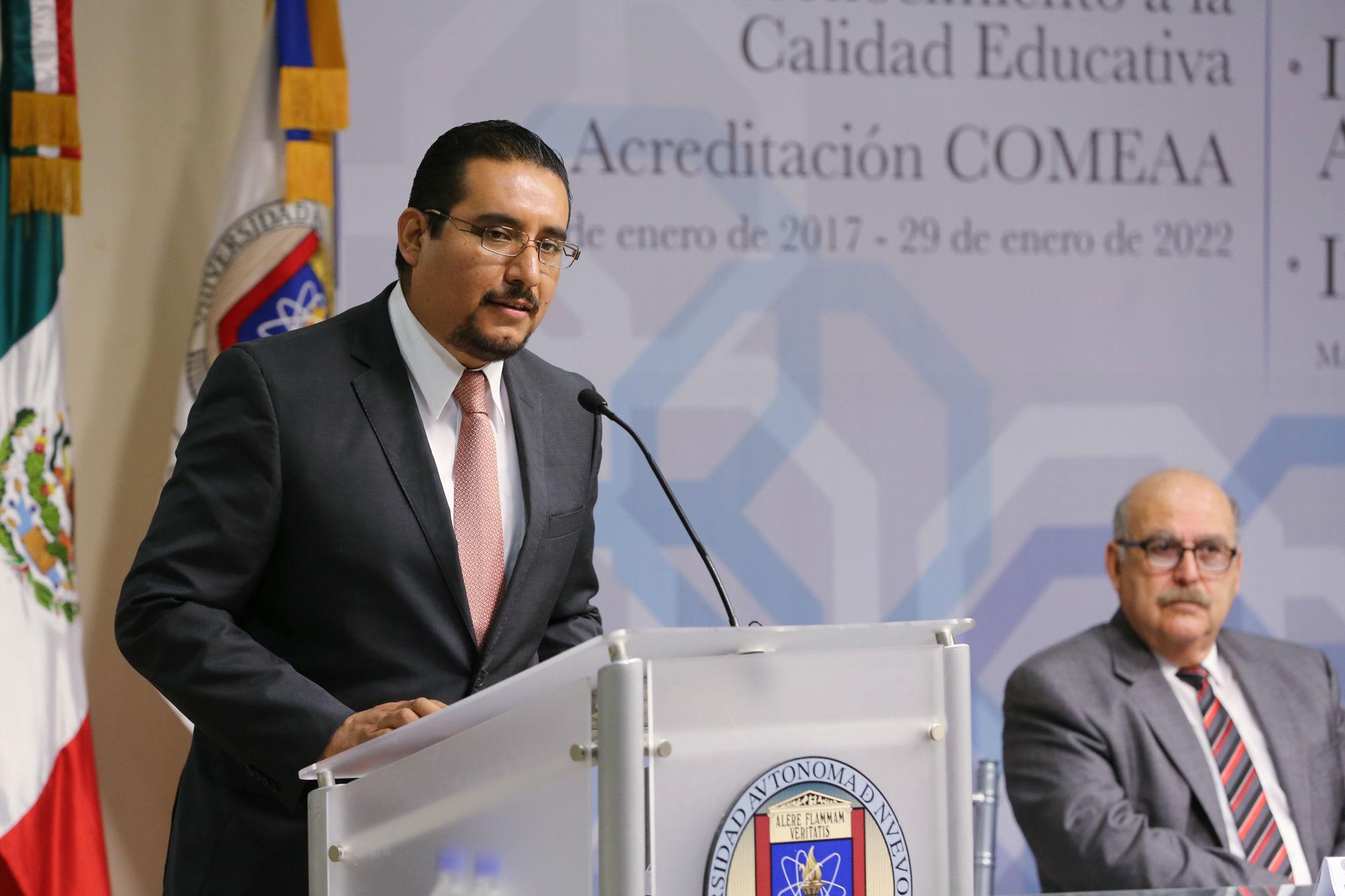 Rogelio Tovar Mendoza, Director General del COMEAA