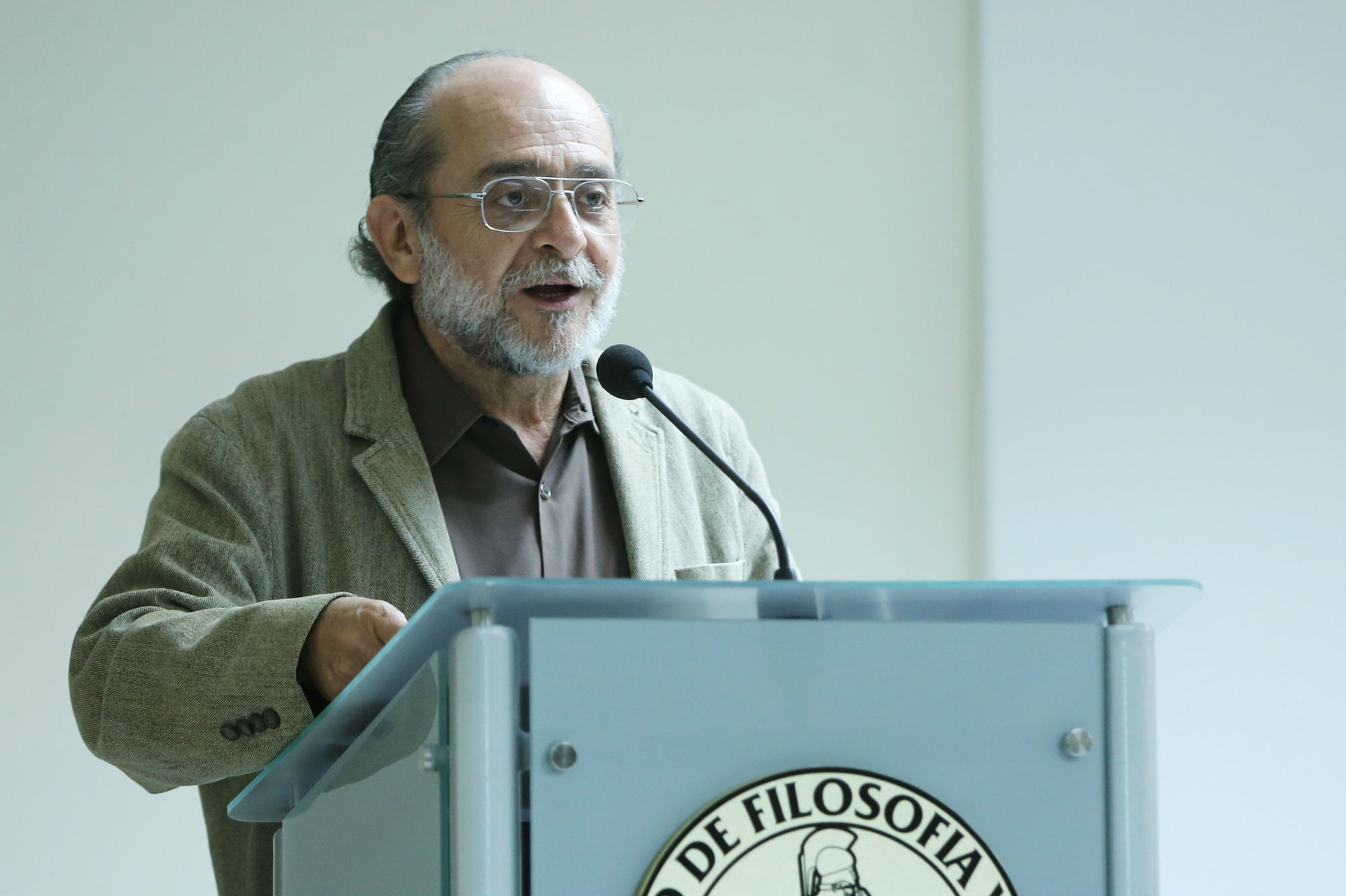 El presidente del CEPPE, Benito Guillén Niemeyer