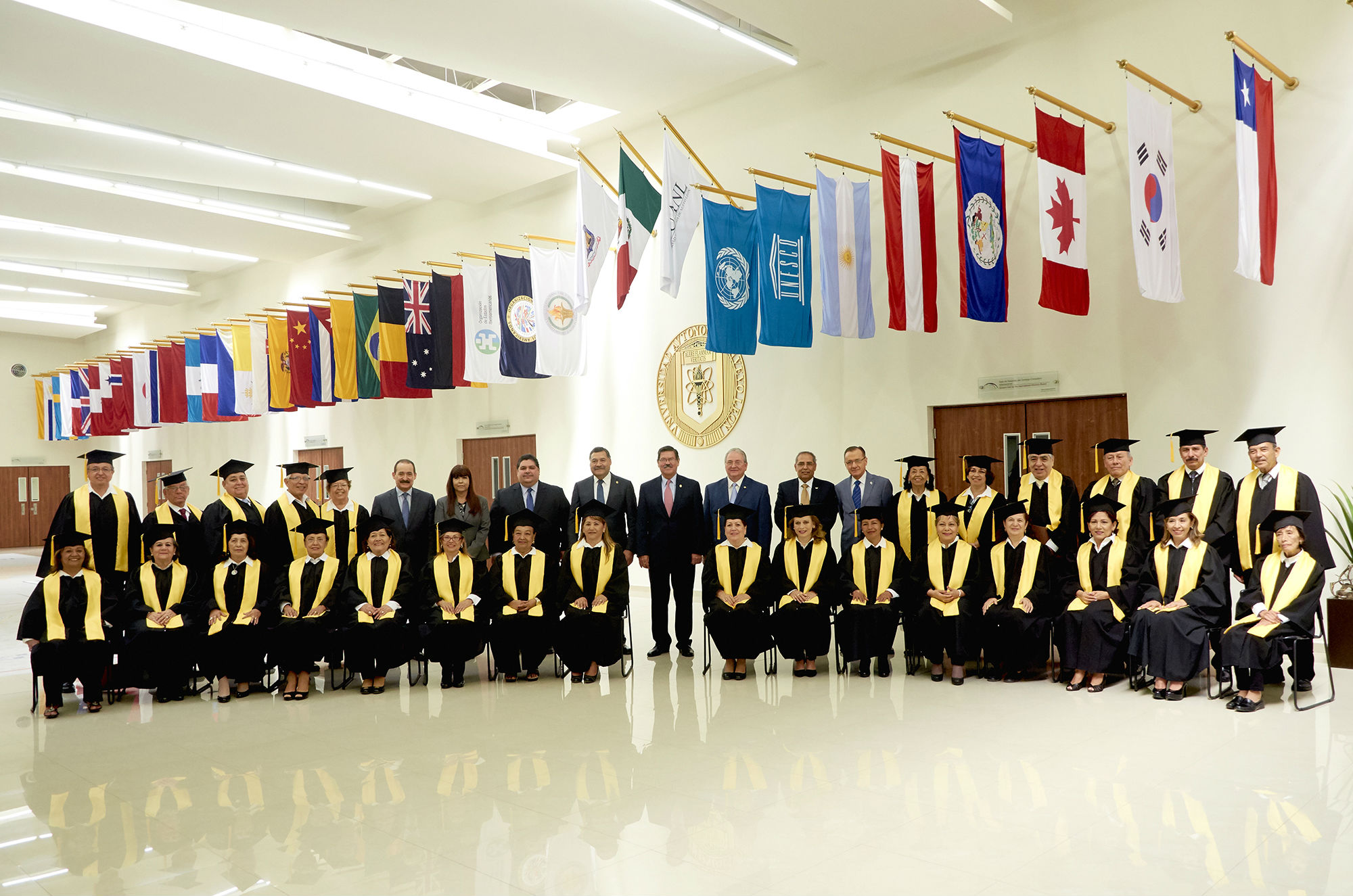 Quinta generación del Diplomado Universidad para Mayores