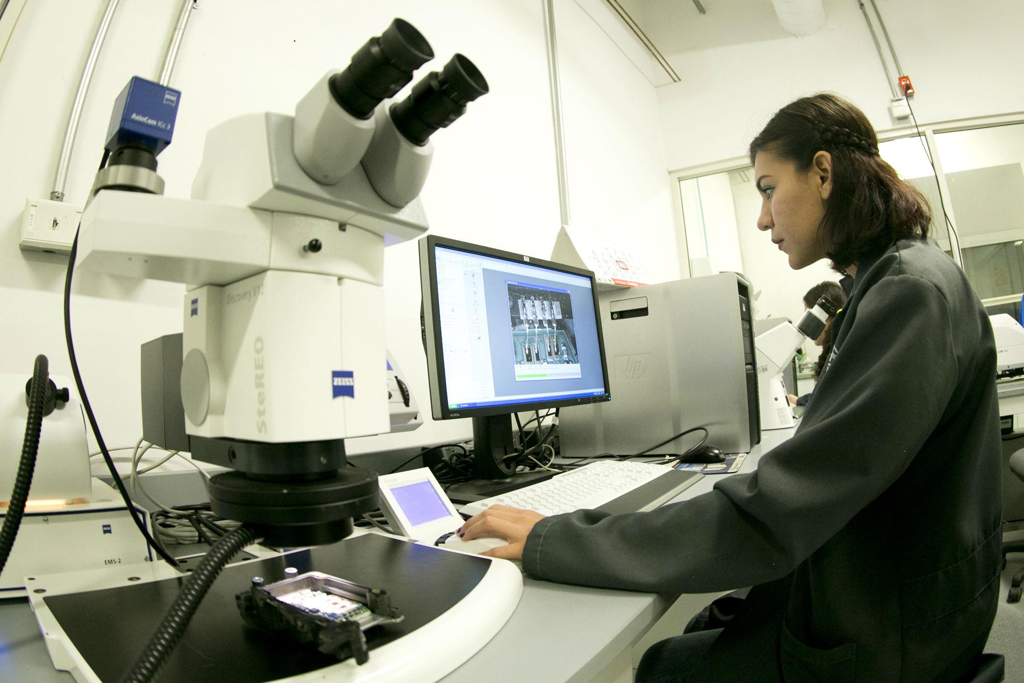 Laboratorio de Análisis de Fallas