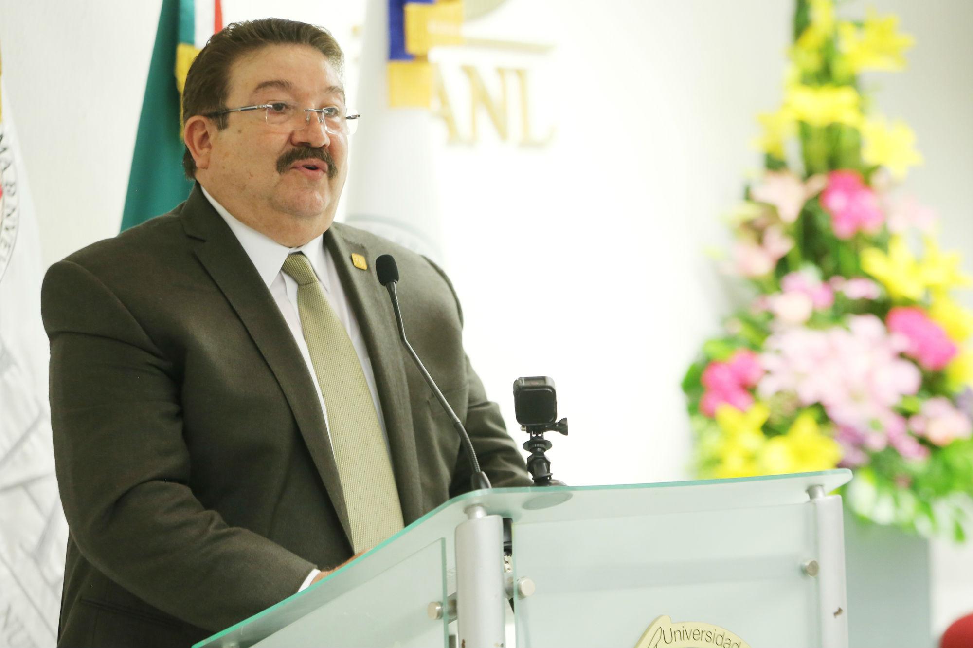 Félix Martínez Lazcano, Secretario General del Sindicato de Trabajadores de la UANL