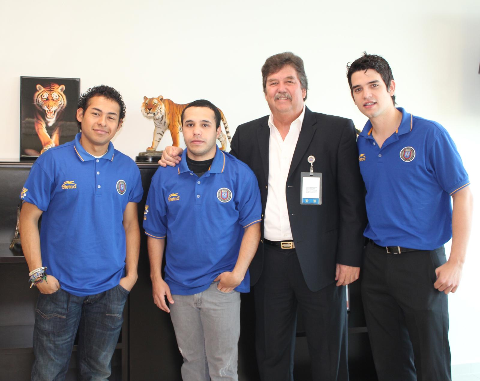Los seleccionados para el Panamericano de hockey sobre ruedas