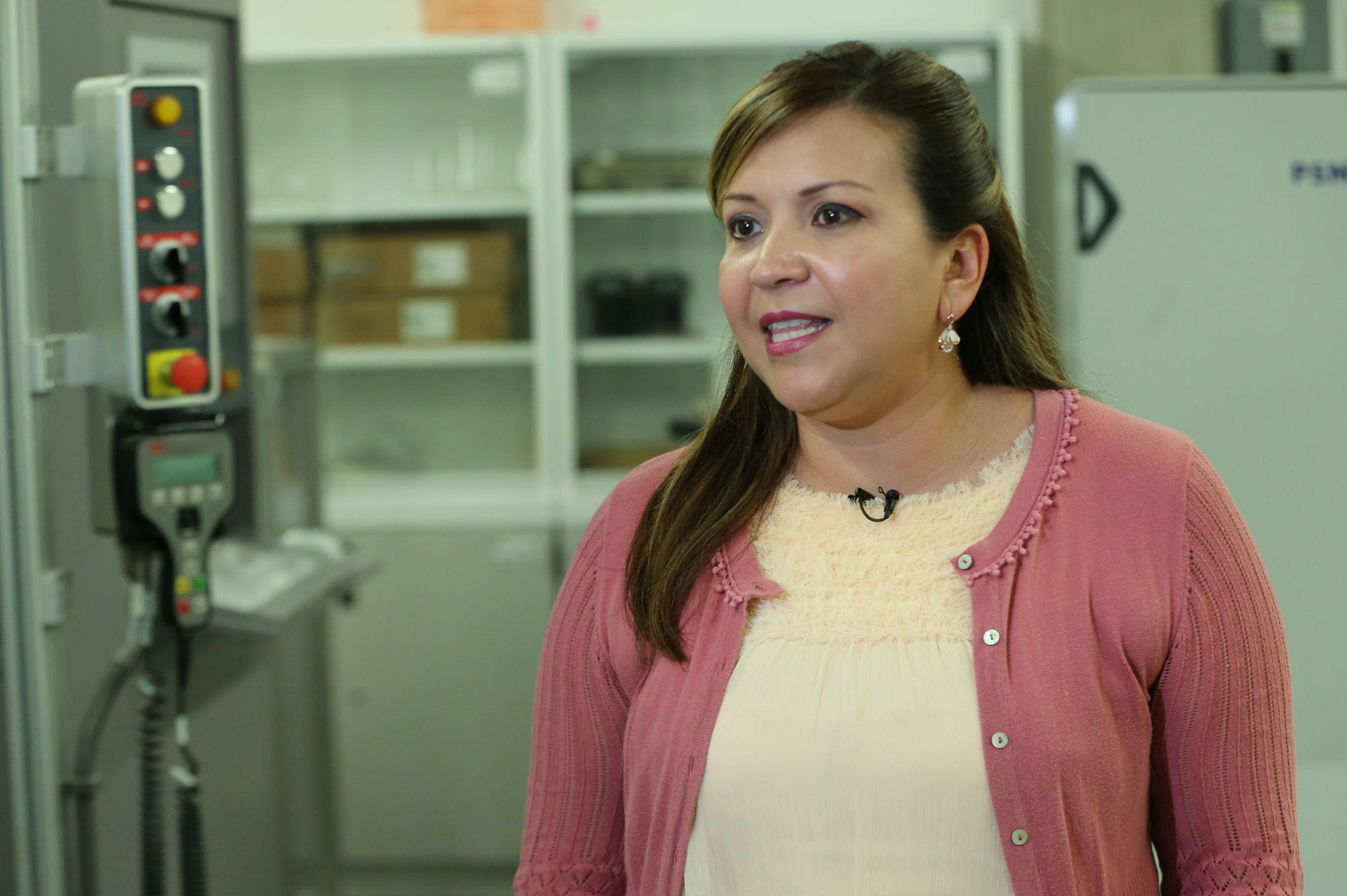 Patricia Zambrano, Coordinadora del CIIIA