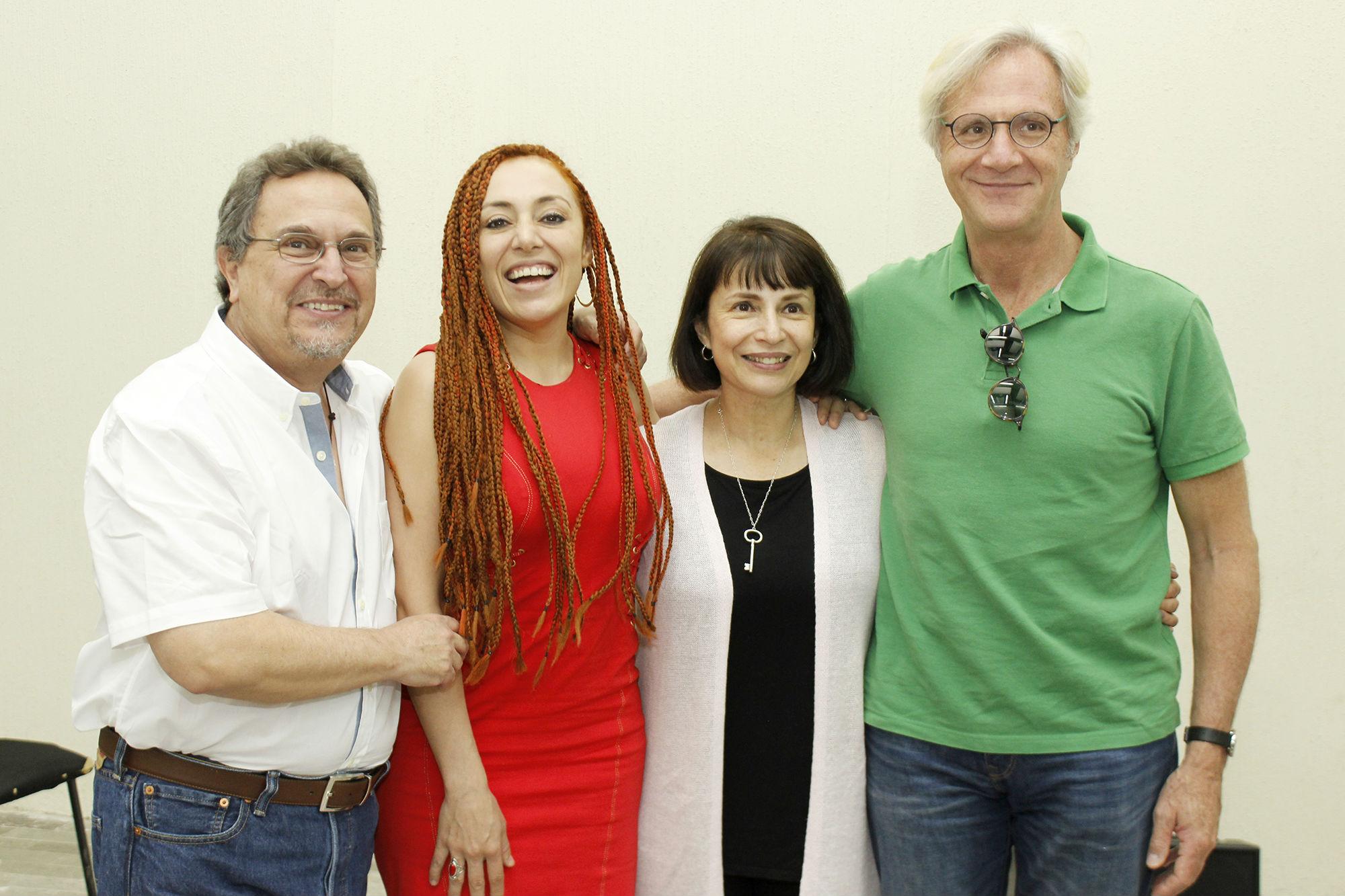 Ramon Shade, Lydia Rendón, Marisa Canales y Jaime Márquez son los invitados de la OSUANL para este concierto