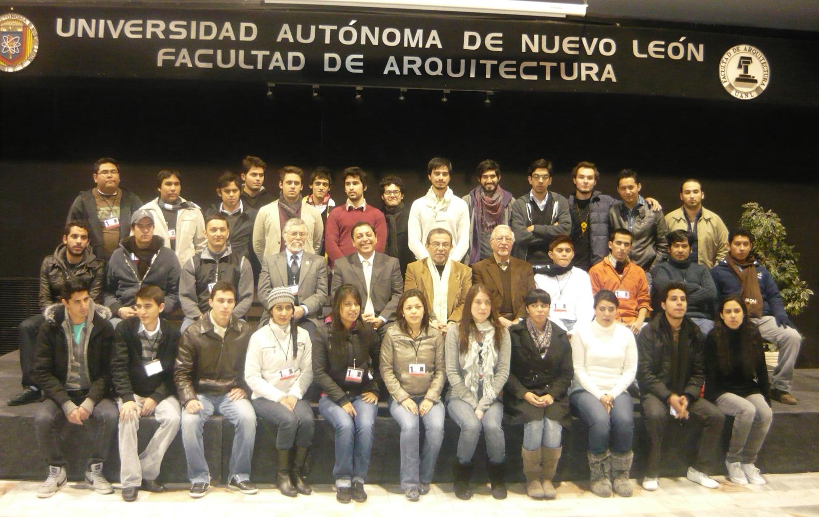 Realiza encuentro regional de estudiantes de arquitectura