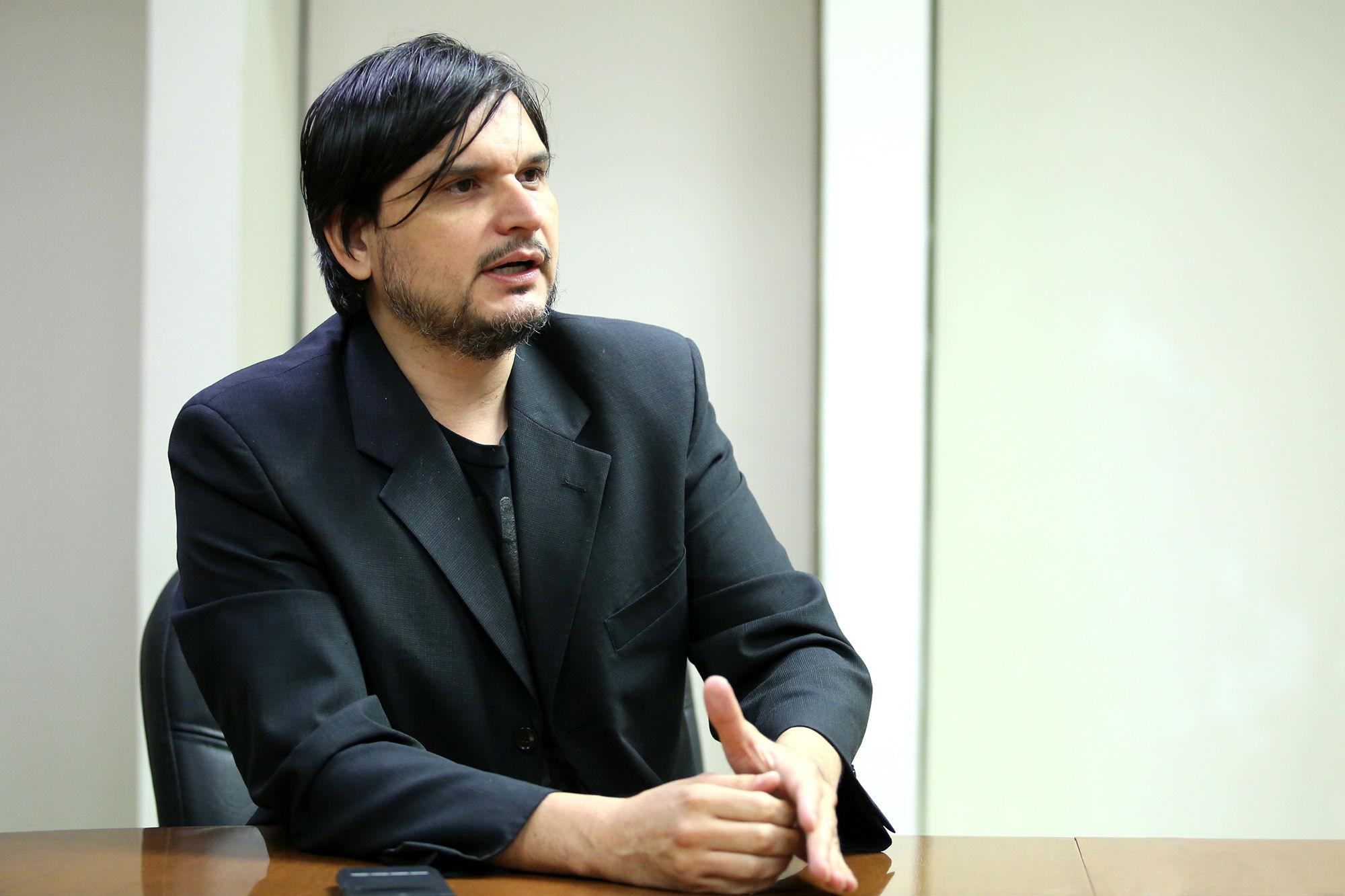 Rodrigo Sepúlveda Saa, Coordinador de Relaciones Internacionales