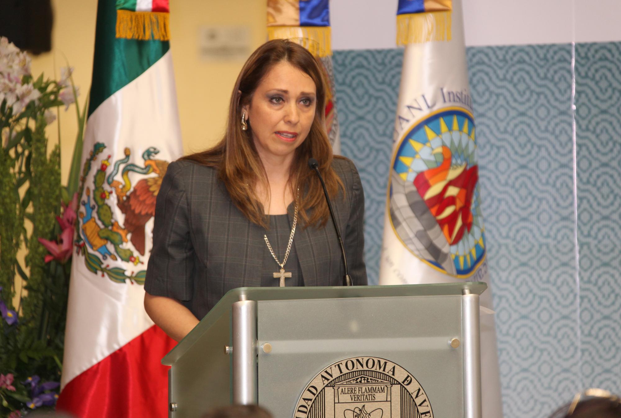Norma Laura Heredia Rojas asumió la presidencia regional de la Academia Mexicana de Ciencias