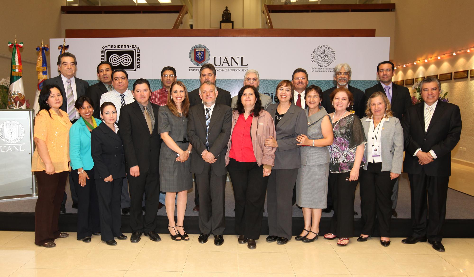 Miembros de la Academia Mexicana de Ciencias Región Noreste