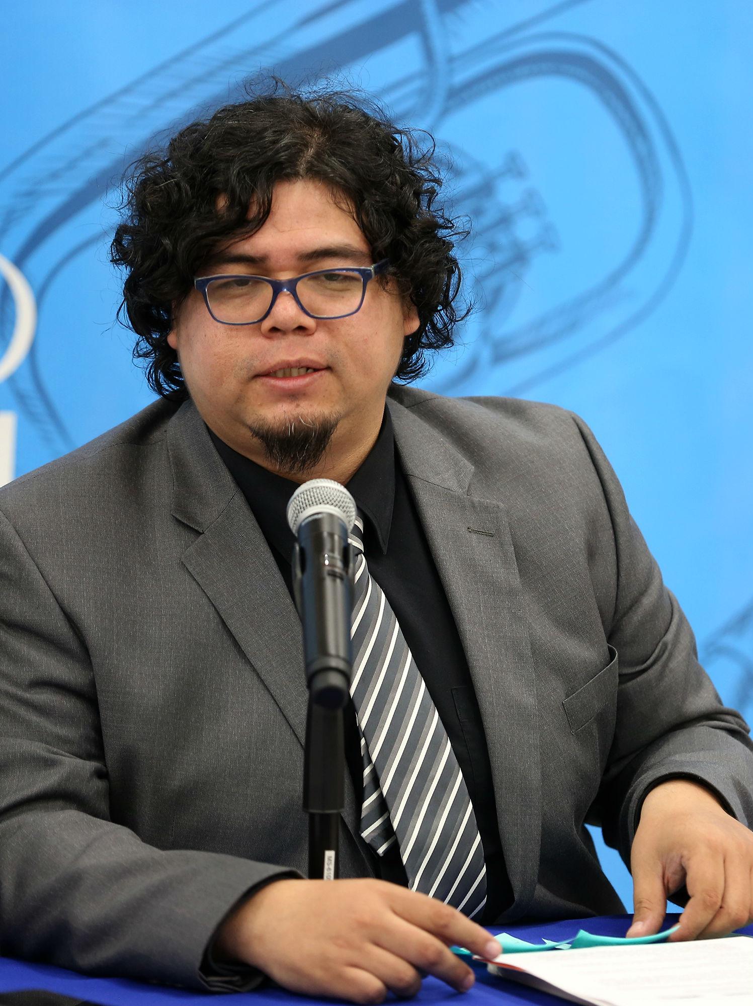 Antonio Ramos, director de Editorial Universitaria, informó que serán 22 eventos los que habrá con autores consolidados