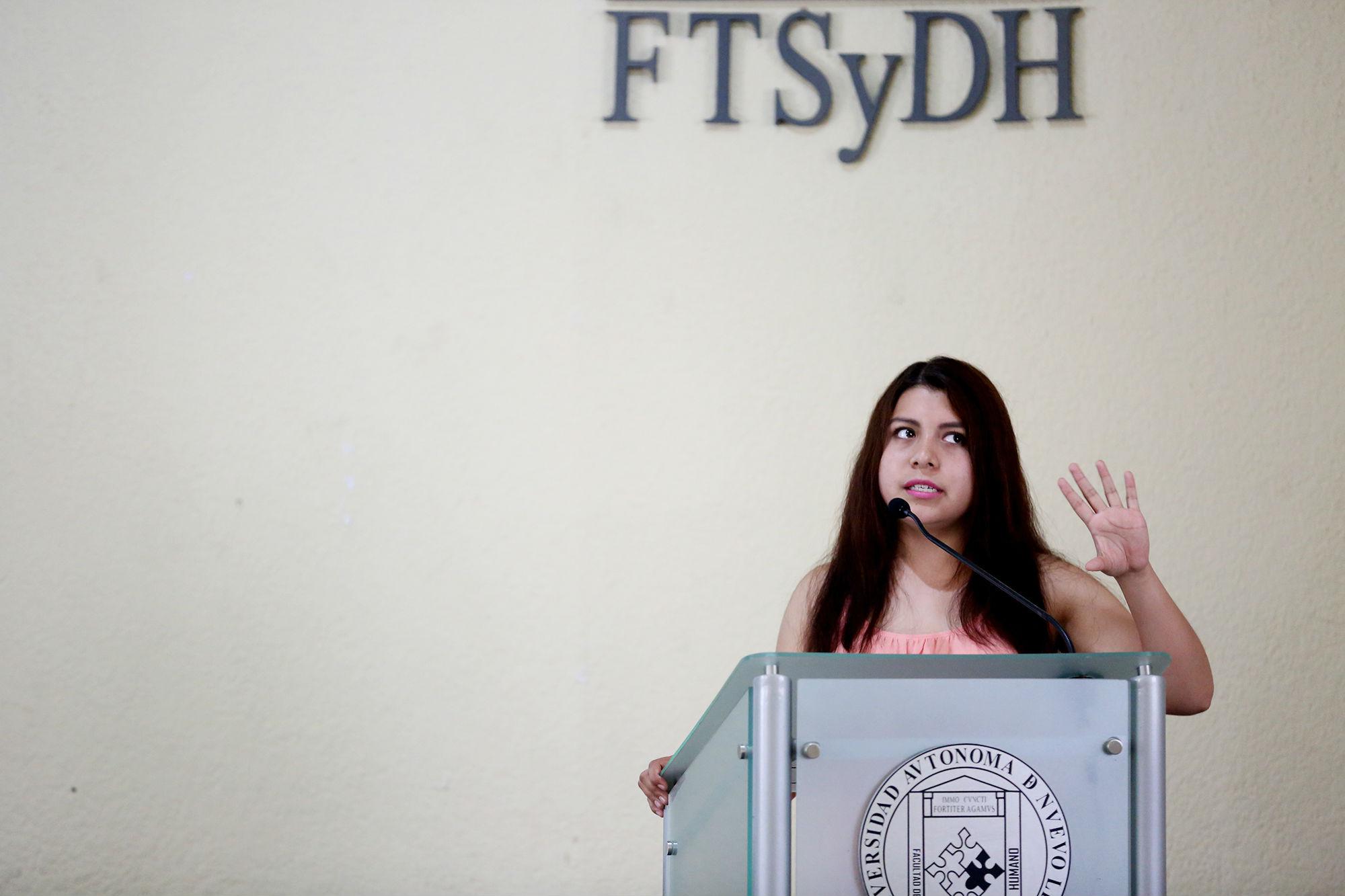 Diana Arellano habló de su experiencia en Chile