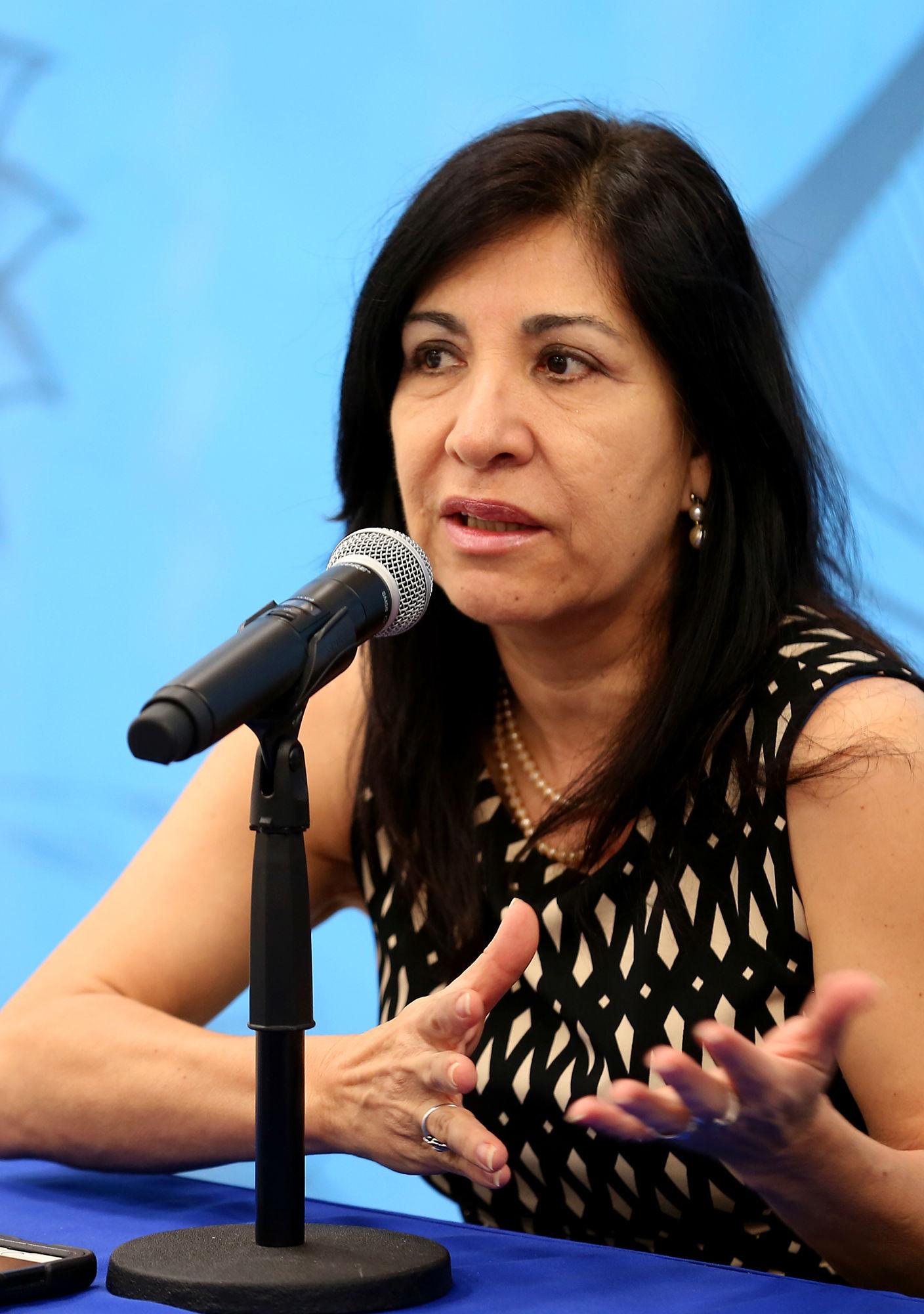 Elizabeth Moreno, directora de Publicaciones de la Universidad Autónoma de Sinaloa, invitado de esta edición de la UANLeer