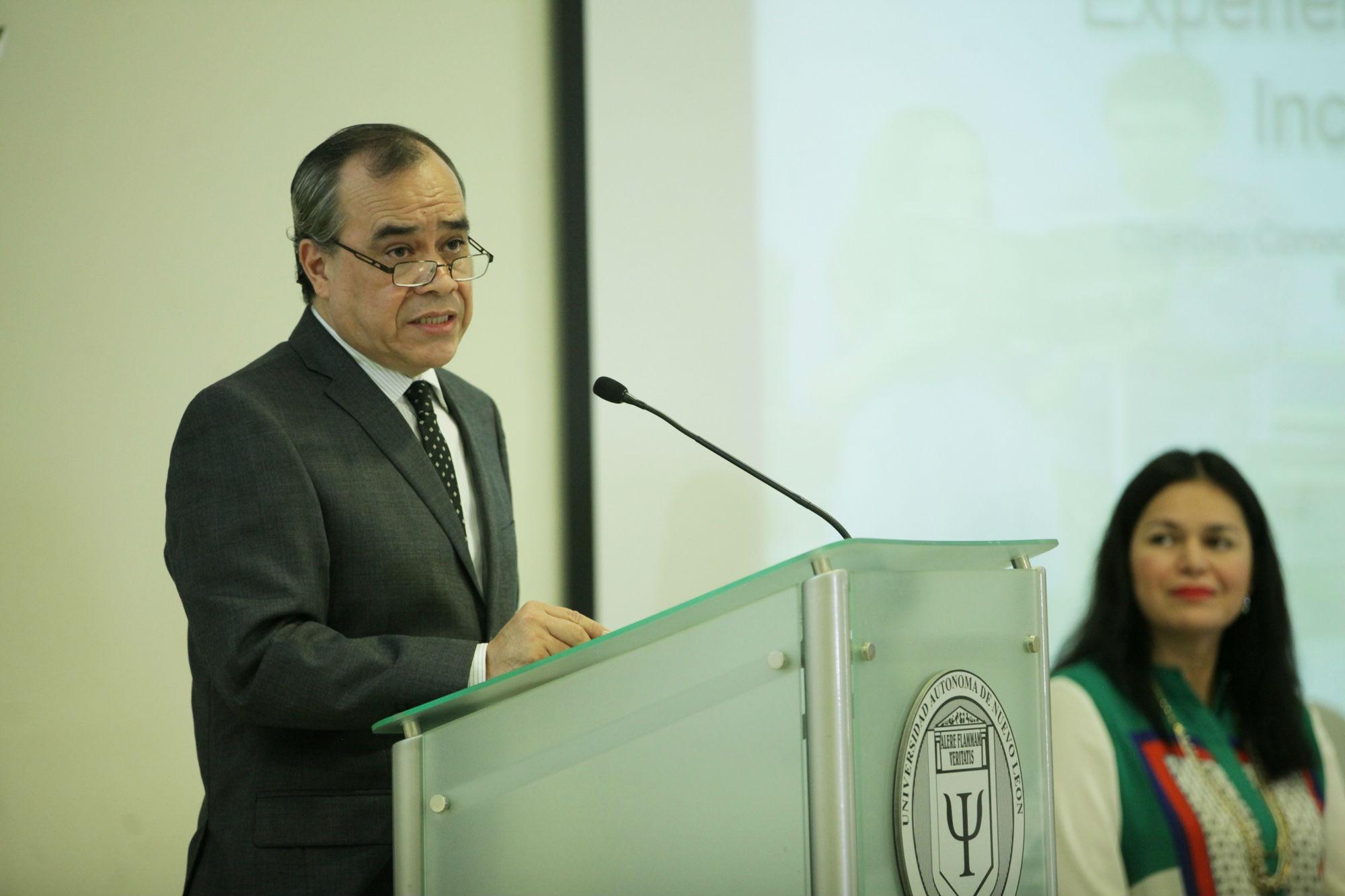 Facultad de Psicología, José Armando Peña Moreno