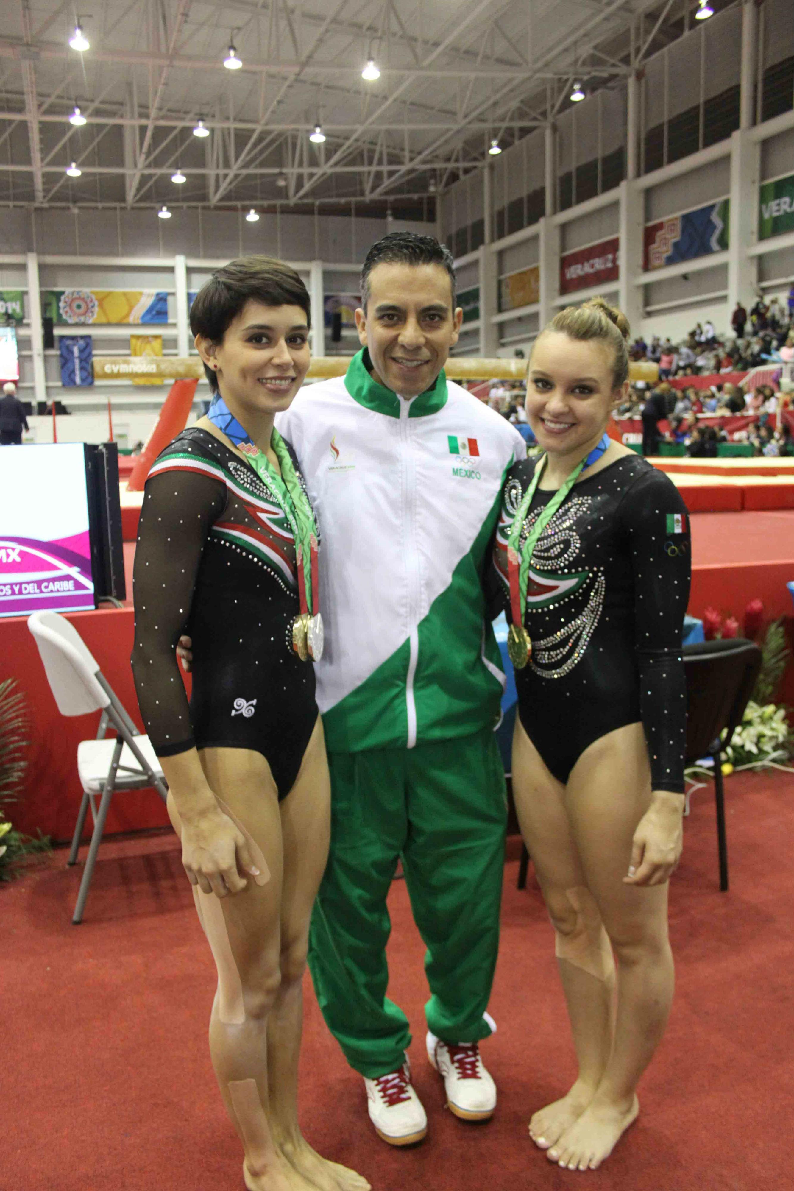 Ana Lago (FOD) y Elsa García (Ex UANL) listas para buscar boleto a Río 2016