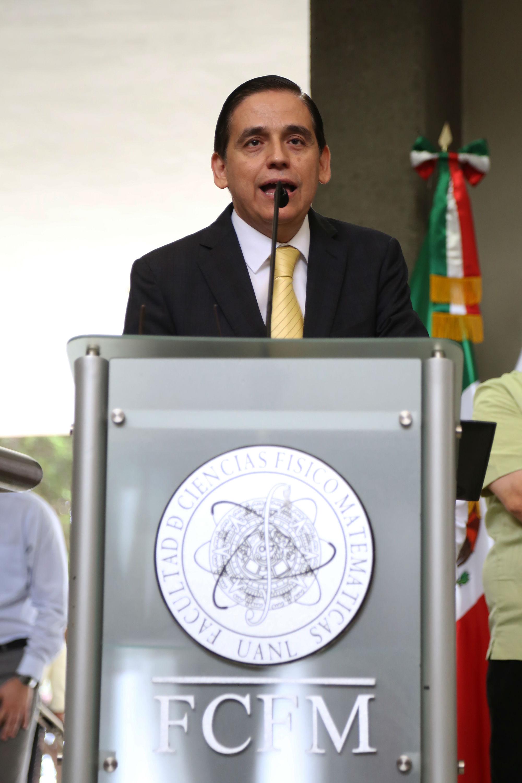 Facultad de Ciencias Físico Matemáticas, Dr. Rogelio Juvenal Sepúlveda