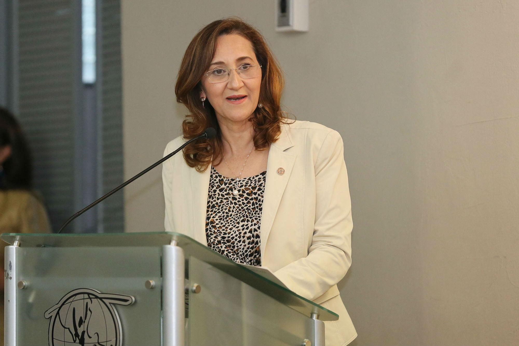 Dra. Hilda Novelo Huerta, directora de la FASPyN