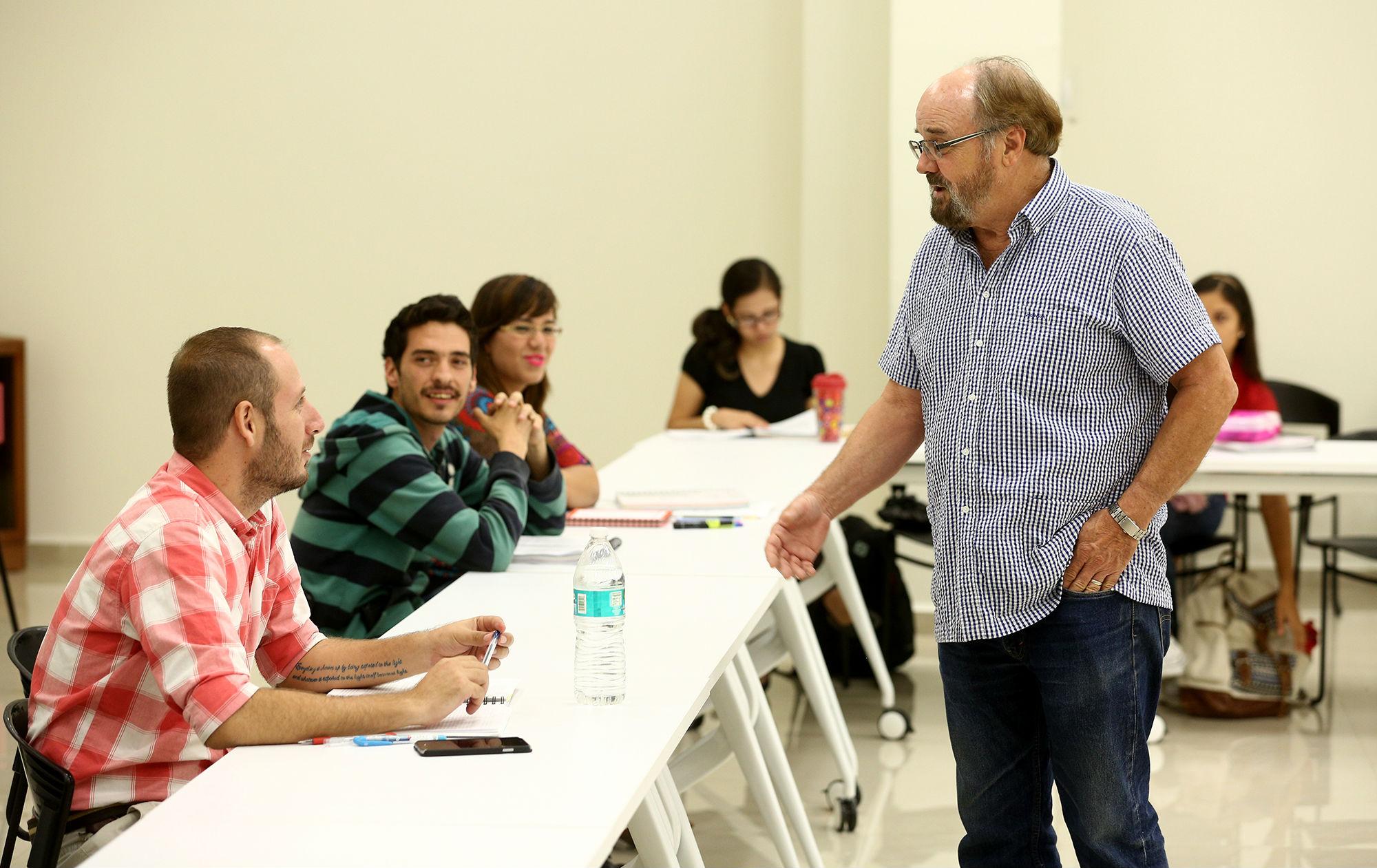John Duncan, investigador de la Universidad de California en Los Ángeles