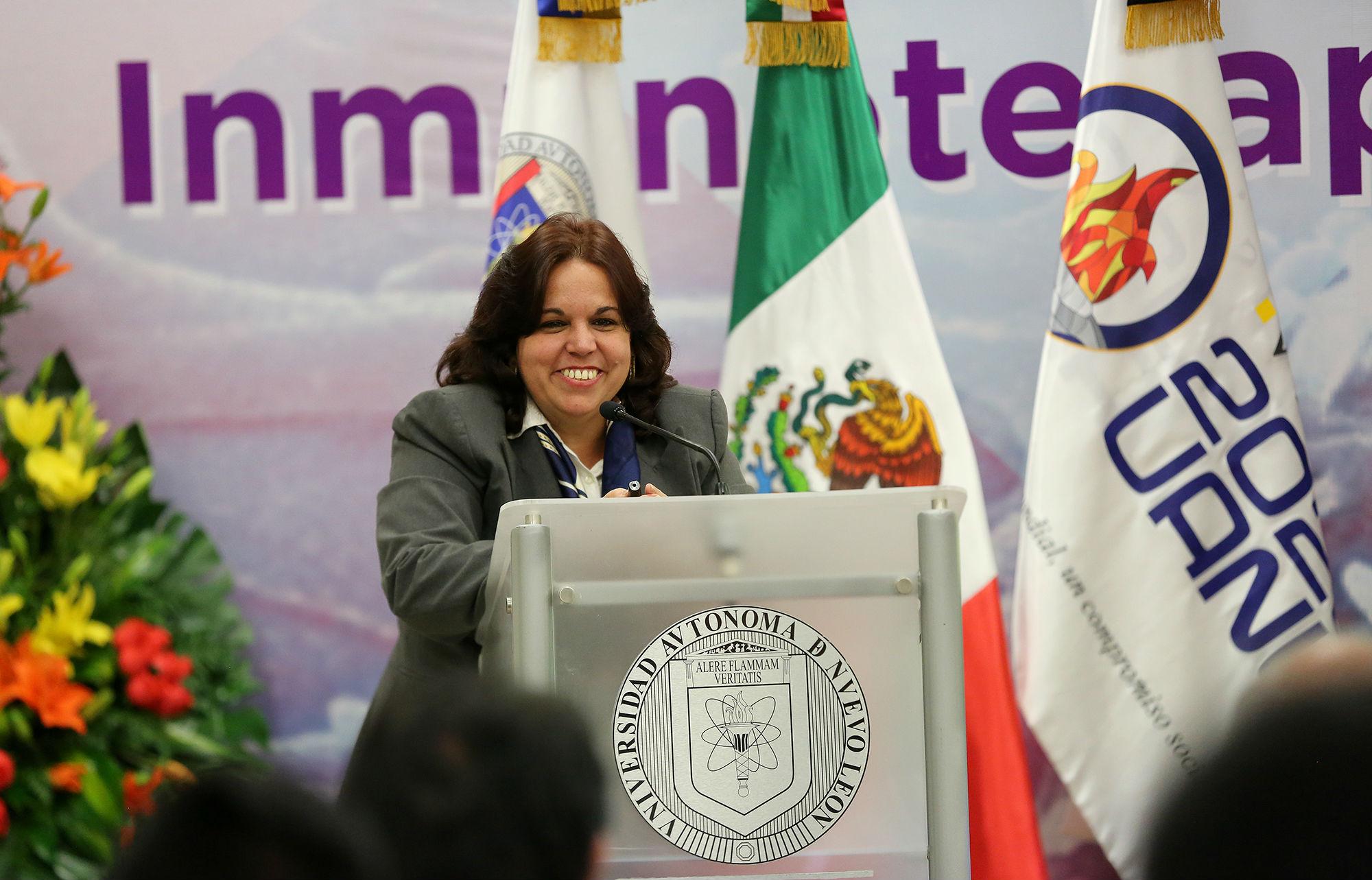 Dra. Carmen Arango Prado, Instituto Nacional de Oncología y Radiología de Cuba