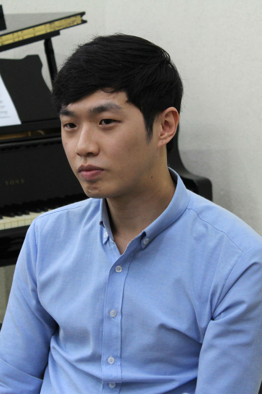 Pianista invitado de esta semana, Sang-Eil Shin