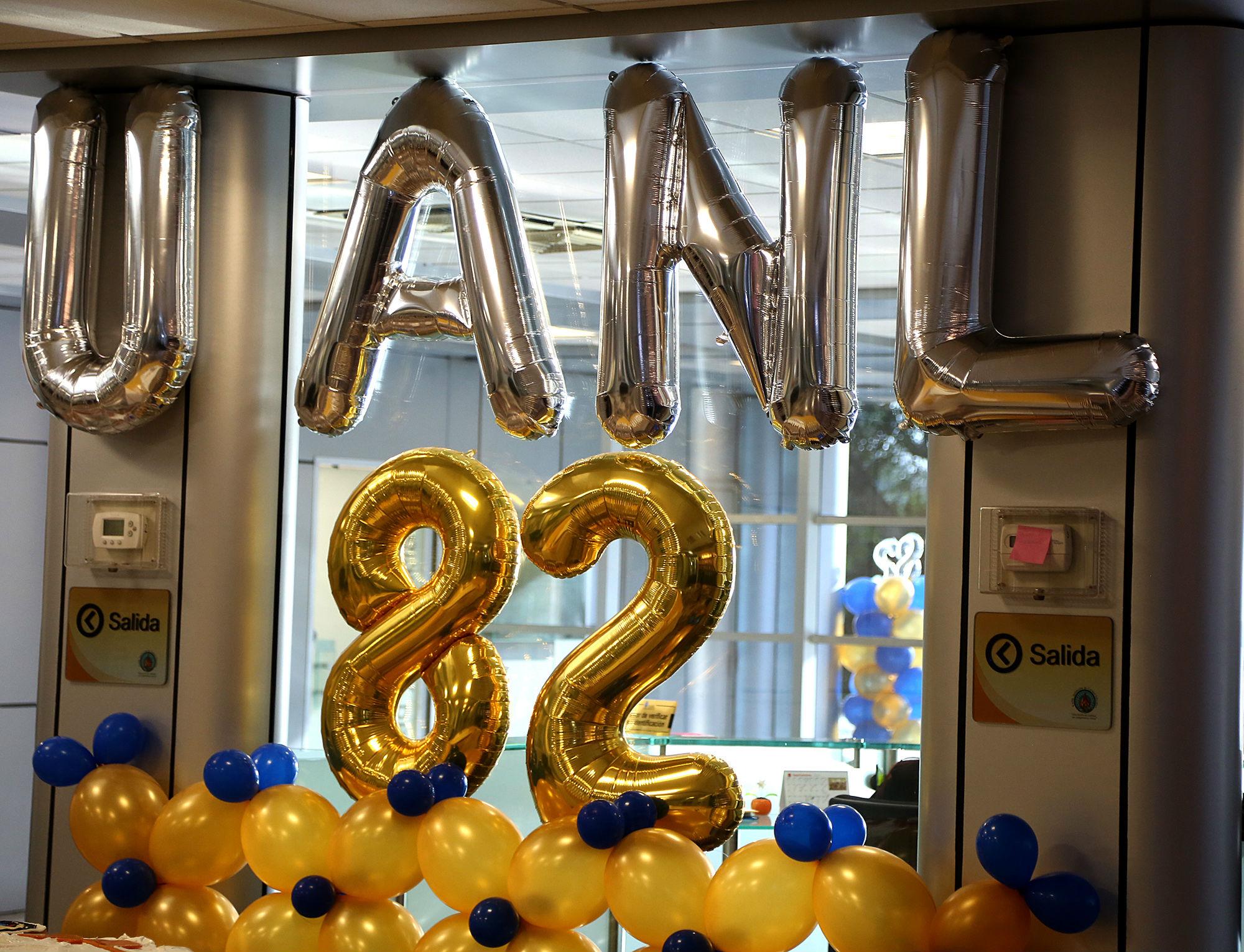 UANL 82 Aniversario