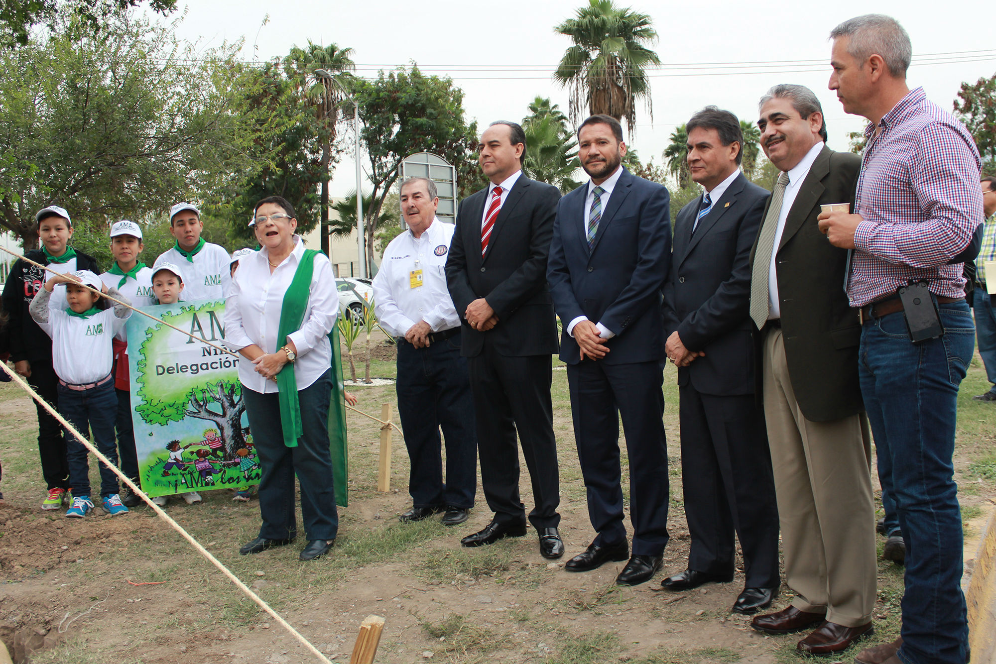 Mérito en Arboricultura 2015