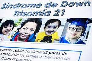 Por la inclusión de personas con Síndrome de Down