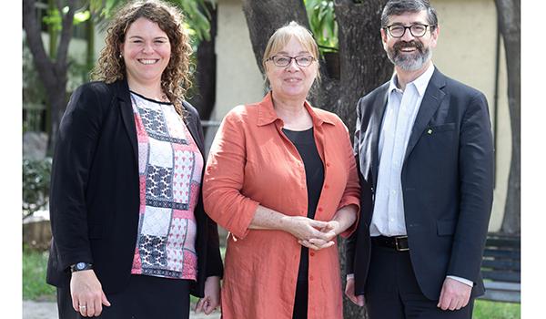 UANL construye redes de investigación con Quebec