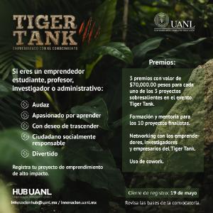 Participa en el TigerTank 2019