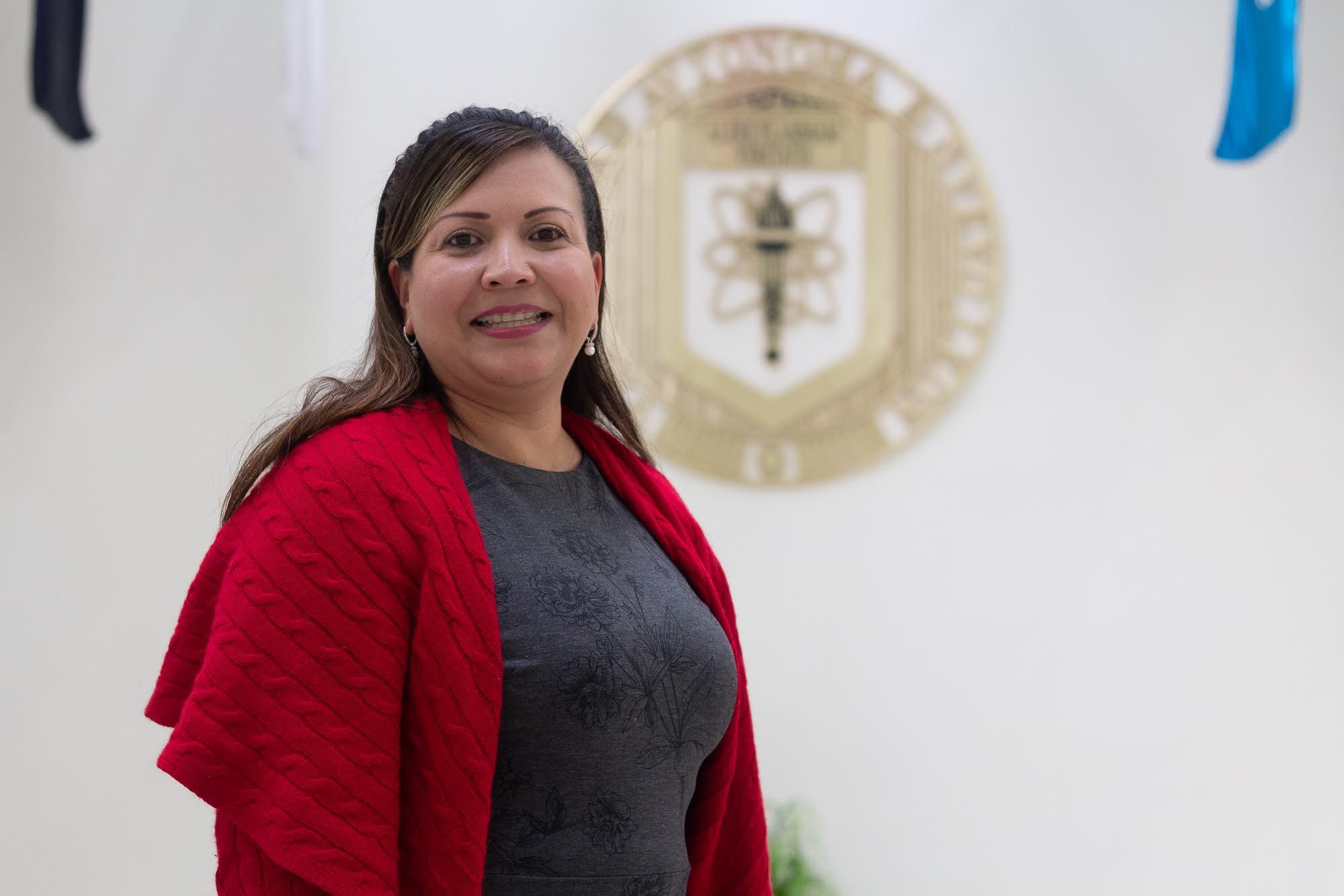 Patricia Zambrano Robledo, Directora de Investigación de la UANL