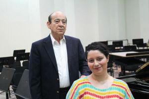 Cierra OSUANL con dúo pianístico y música francesa
