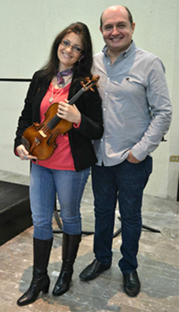 La violinista Erika Dobosiewicz, de Polonia, es la invitada para el siguiente concierto de la OSUANL