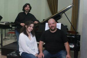 Dúo italiano ejecutará concierto a cuatro manos