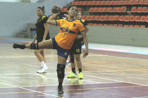 Va handbal femenil paso a paso