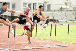 Atletismo en la UN 2014