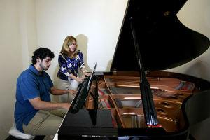 Pianistas compartirán su talento