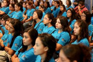 Matrícula femenina a la ciencia y tecnología