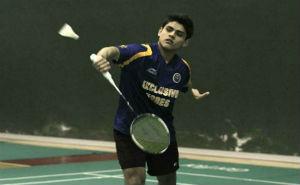 Badmintonista de la UANL