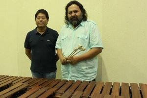 Concierto con sonido de marimba