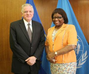 Comparte UANL proyectos de colaboración con la Organización Panamericana de la Salud
