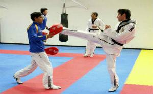 Tigres de taekwondo a Las Vegas