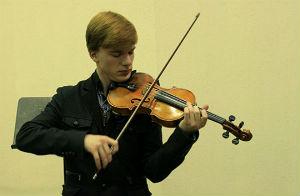 Violinista ruso interpretará a Paganini