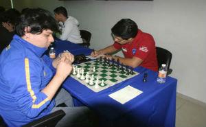 Selectivo de ajedrez de UE